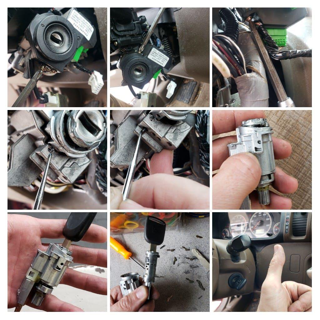 Honda Ignition Repair